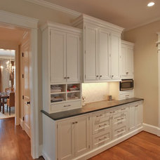 Traditional Kitchen by Finecraft Contractors, Inc.