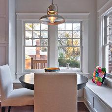 Contemporary Kitchen by Avenue B Development