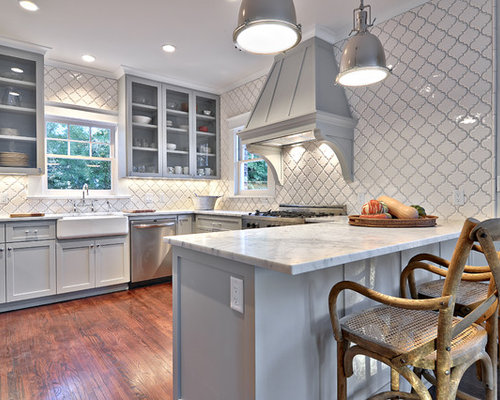 Coventry Grey Cabinets Home Design Ideas, Pictures, Remodel and Decor
