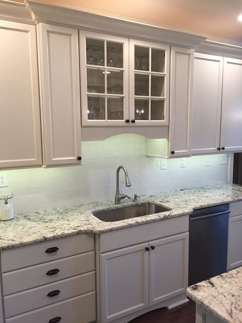 Pottery Barn Inspired Classic Kitchen