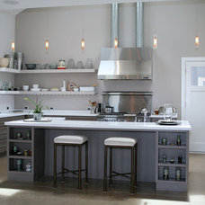 Contemporary Kitchen by Barnick Wood Design