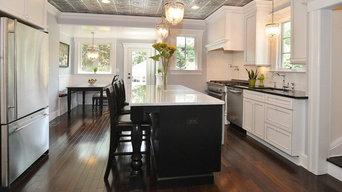 Brand New Kitchen in Victorian Home