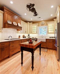 Dark Floors With Light Trim How To Work With Honey Oak Trim