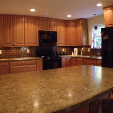 Traditional Kitchen by J&J Build and Remodel