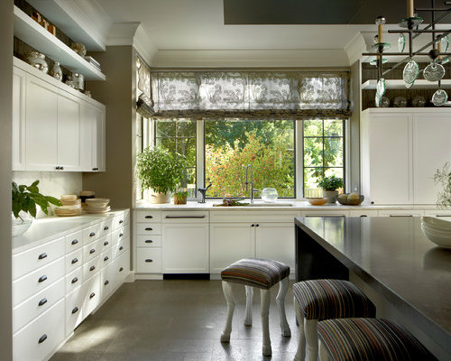 Large Window Above Sink Houzz