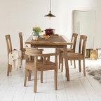 Private House Harpenden Scandinavian Kitchen