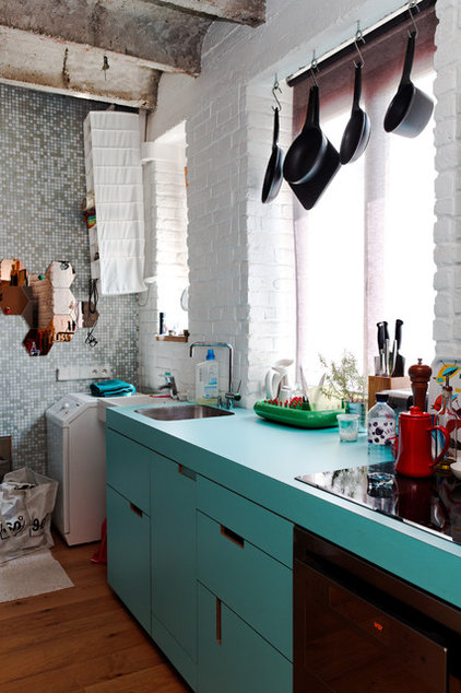 Industrial Kitchen by Gut Gut