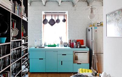 13 ideas de almacenaje para tu cocina con presupuesto - Cajoneras para cocinas ...