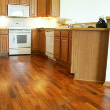 Traditional Kitchen by Floor Coverings International of Brookfield