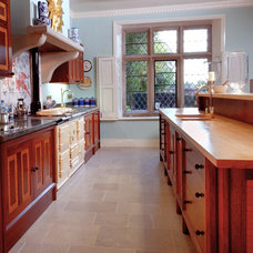 Eclectic Kitchen by Tim Wood Limited