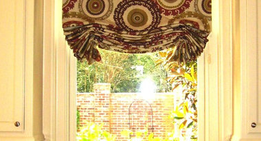 New Orleans Draperies and Window Treatments