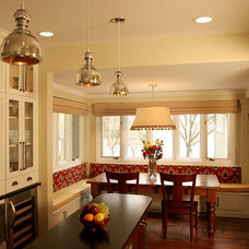 Farmhouse Kitchen by Normandy Remodeling