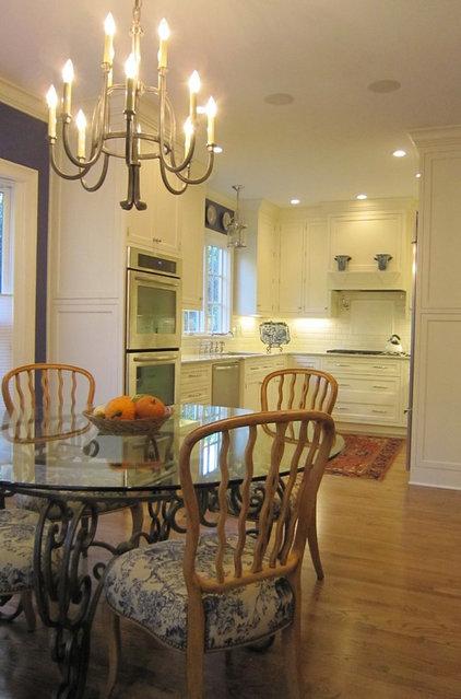 Traditional Kitchen by Pamela Foster & Associates, Inc.