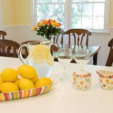 Kitchen by Nanette Baker of Interiors by Nanette, LLC