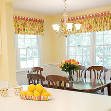 Traditional Kitchen by Nanette Baker of Interiors by Nanette, LLC