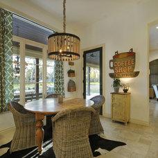 Eclectic Kitchen by Van Wicklen Design