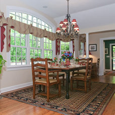 Traditional Kitchen by Michael Sisti
