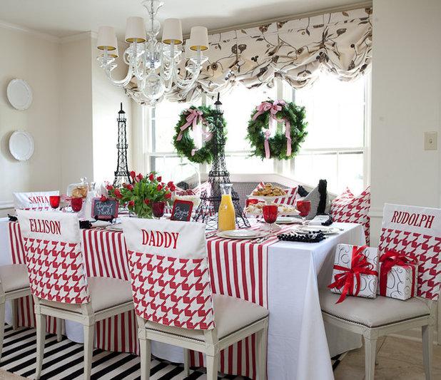 Classique Cuisine by Tobi Fairley Interior Design