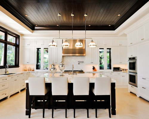 ceiling kitchen houzz