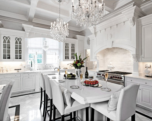 white kitchen traditional | winda 7 furniture