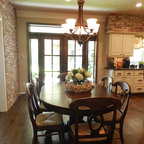 U Shaped Kitchen Traditional Kitchen Chicago By