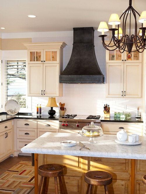 Black Chimney Style Range Hoods ~ Black vent hood home design ideas pictures remodel and decor