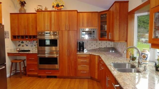 Contemporary Kitchen by Wyland Interior Design Center