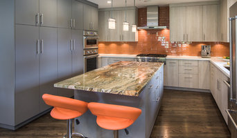 Brentwood Dream Kitchen