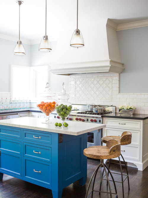 Diamond Pattern Backsplash Home Design Ideas Pictures Remodel And Decor