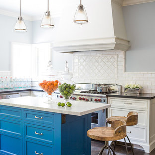 Diamond Pattern Backsplash Houzz