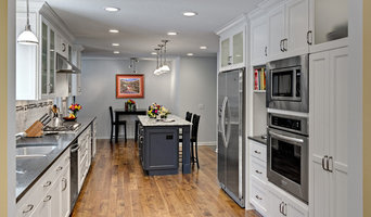 """Brenwood Kitchen- Not quite a """"great room""""."""