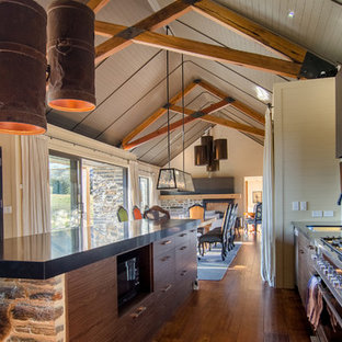 Country New Zealand Kitchen