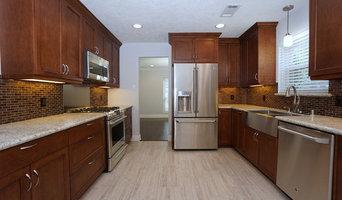 Briar Hill project - Briargrove Park, Houston, Tx - Beautiful Custom Kitchen