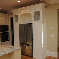 Traditional Kitchen by Cobalt Cabinet Co.