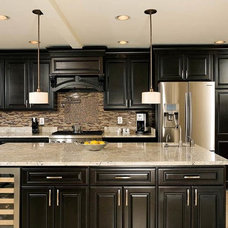 Modern Kitchen by Michael Nash Design, Build & Homes