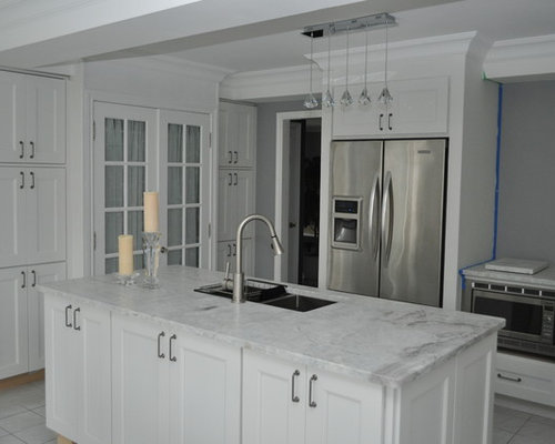 White Princess Granite : Princess white granite houzz