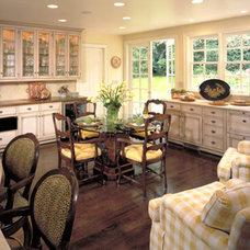 Traditional Kitchen by Diane Bennett Bedford