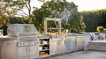 Bridgehampton, NY - Outdoor Kitchen