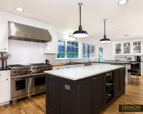 Eclectic Seattle Kitchen Design Ideas & Remodel Pictures