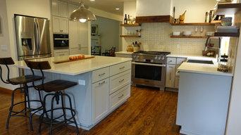Brier /1990's Kitchen, Dining, Bathroom Remodel