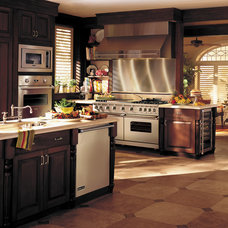 Traditional Kitchen by Brigade by Viking Range, LLC