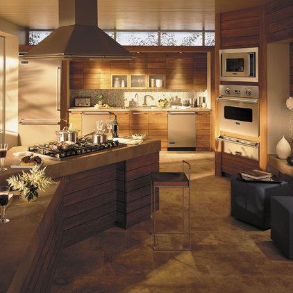 Contemporary Kitchen by Brigade by Viking Range, LLC