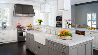 Bright & Airy Charming Kitchen