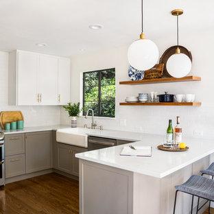 Bright & Airy Kitchen