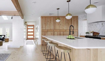 Bright & Airy Open--Concept Kitchen