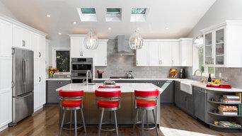 Bright & Beautiful Kitchen Remodel