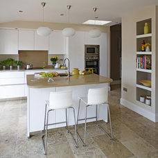 Contemporary Kitchen by Optimise Design