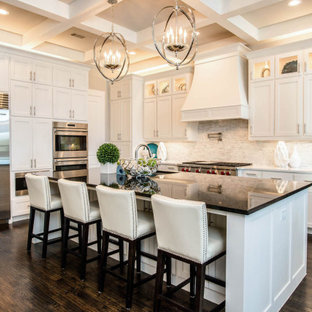 75 Beautiful Kitchen With Granite Countertops Pictures ...