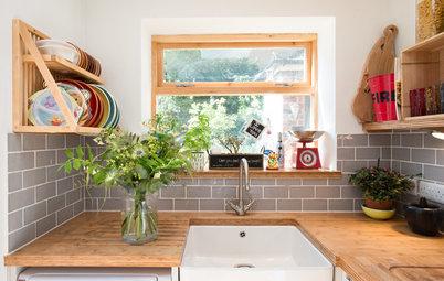 Unterschätztes Detail: Das richtige Küchenfenster