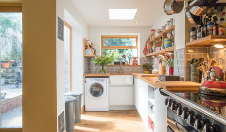 Kitchen Tour: A Small and Cosy Family-Friendly Kitchen
